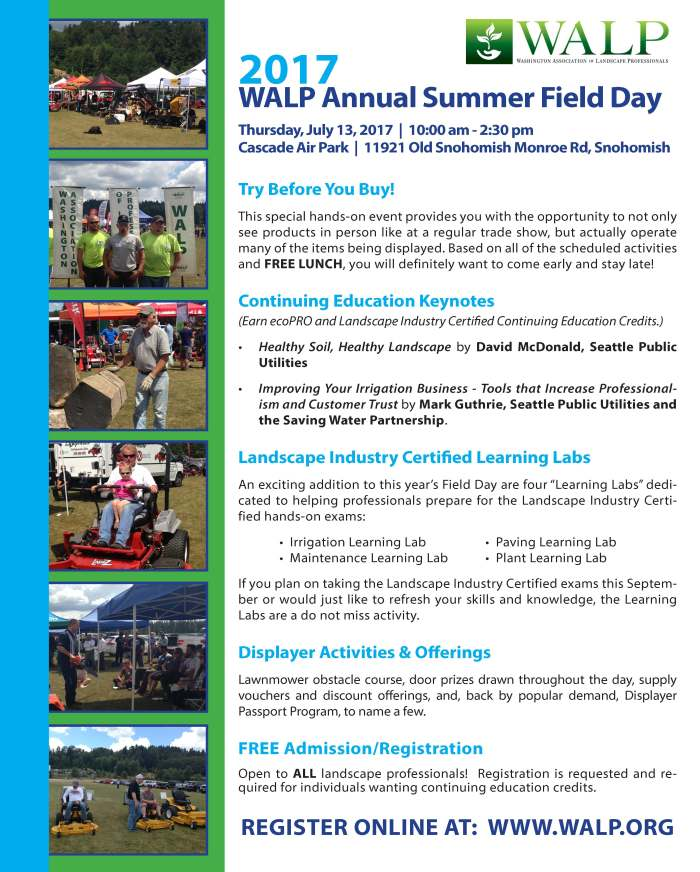 2017_WALP_Events_Field Day_Flyer