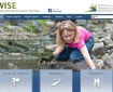 screen capture of the home page of WISE (Washington Invasive Species Education)