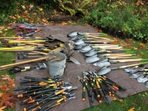 Tools of the trade for stewardship events